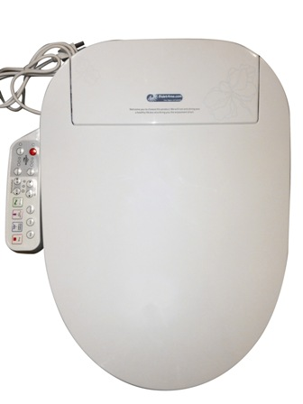 E 300a Elongated Electronic Bidet Seat With Dryer And Deodorizer
