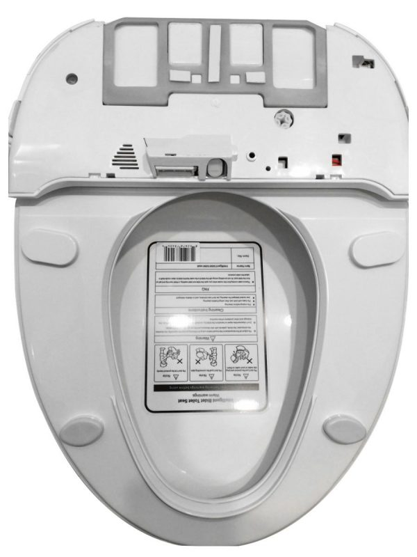 Elongated Bidet Electronic Toilet Seat Elongated E 200b